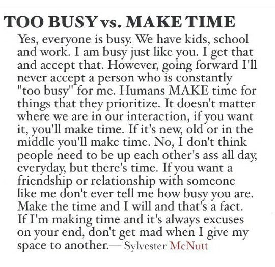 Quotes About Busy Relationship 26 Quotes