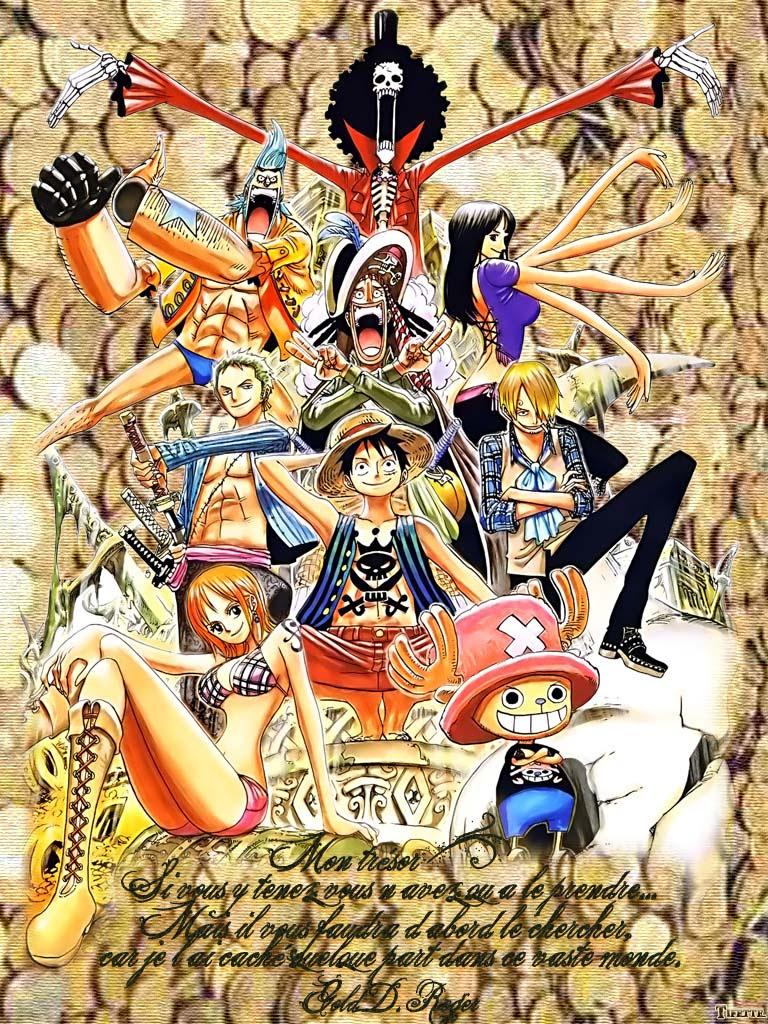 Collection Image Wallpaper Image De One Piece Pour Fond Decran