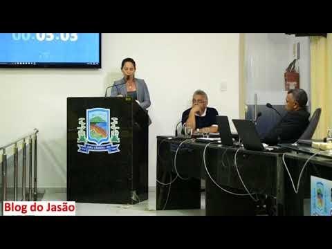 Vídeo: Vereadora Irani  Antunes: Prefeito poderia ter economizado 43 mil na compra do Peixe e Arroz, destacou a confecção da CTPS em João Câmara.
