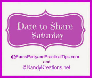 Dare to Share Saturday