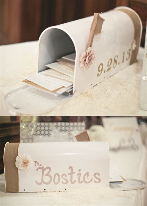 17 Best ideas about Wedding Mailbox on Pinterest   Wedding