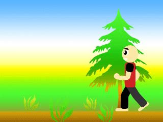 gambar semut jalan kumpulan gambar animasi bergerak ikuti