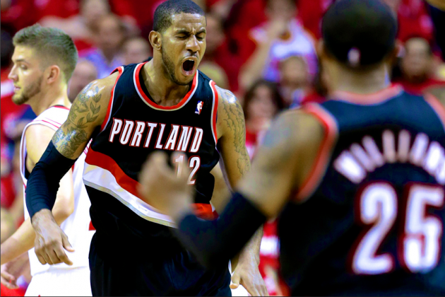 Blazers vs. Rockets: Game 2 Score and Twitter Reaction from 2014 NBA Playoffs