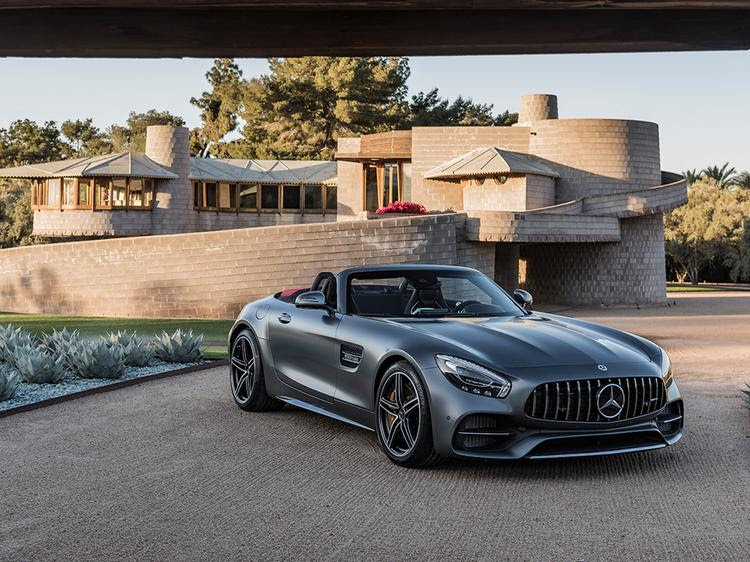 Mercedes-AMG GT C Roadster: Review | PistonHeads