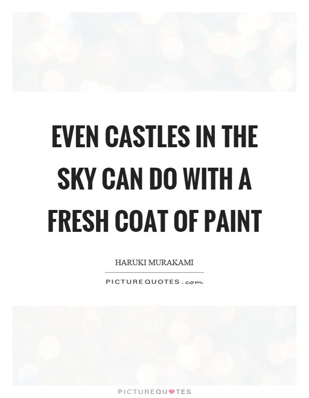 Clouds Castles Quotes September City In The Sky Cities Wallpaper