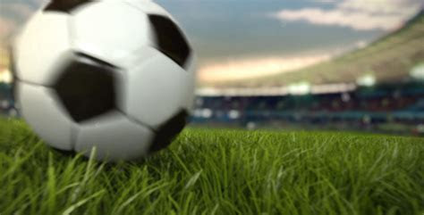 Soccer Ball Rolling Across The Field by 2DeadFrog   VideoHive