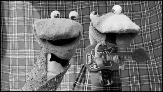 The Scottish Falsetto Sock Puppet Theatre | Giggle Beats