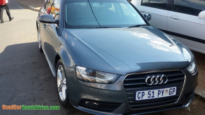Audi A4 2013 For Sale South Africa