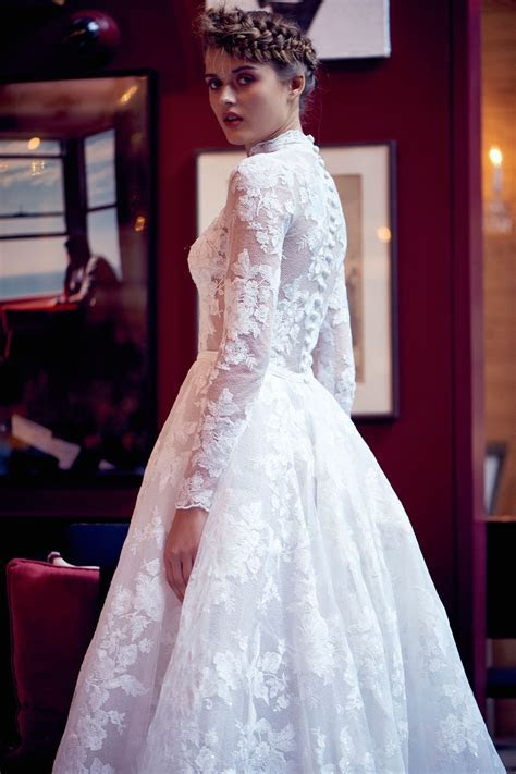 Get the Look: Anastasia Steele's Wedding Dress in Fifty