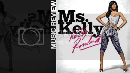 Album review: Kelly Rowland - Ms. Kelly