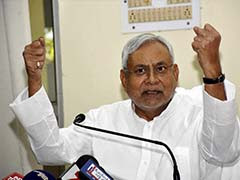 Congress Backs Bihar Chief Minister Nitish Kumar's View Of 'Sangh-Mukt Bharat'