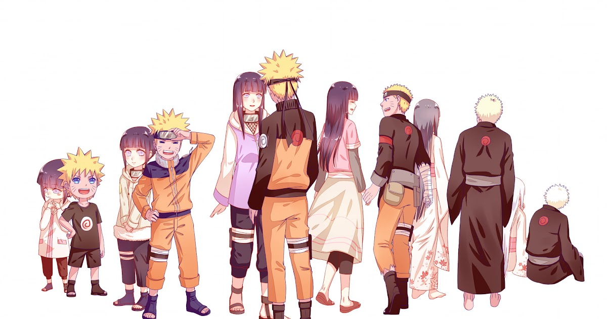 Wallpaper Couple Naruto Hinata Anime Wallpaper Hd