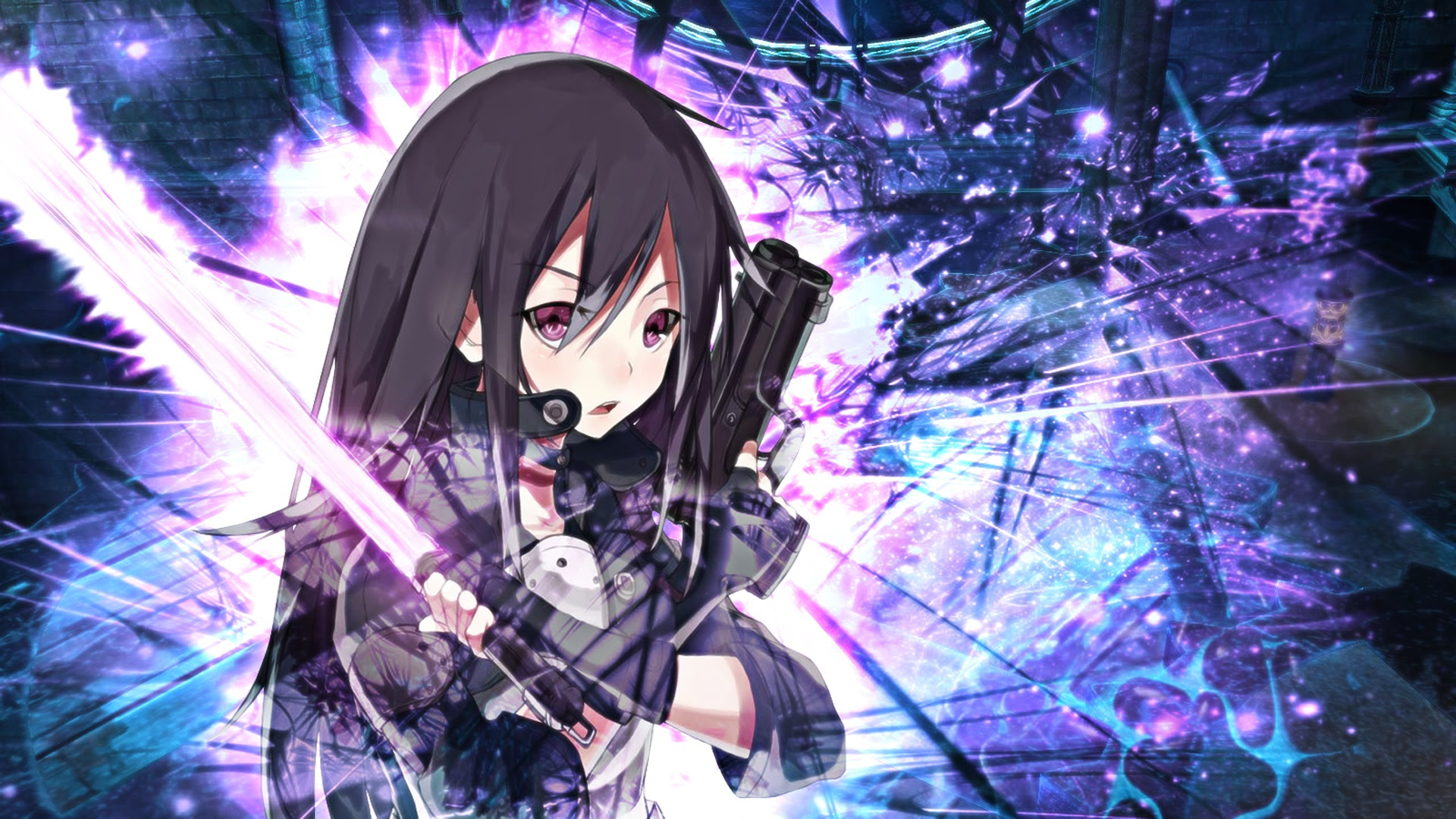 Sword Art Online 2 Wallpaper 13