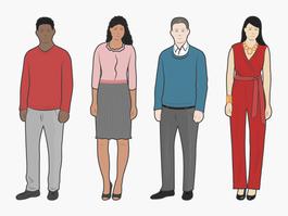 Men's Enterprise Casual Outfits