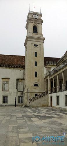 Torre da Universidade de Coimbra [en] Tower at the University of Coimbra