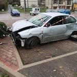 À Chaudefontaine, la voiture folle défonce tout sur son passage