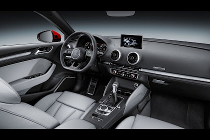Audi A3 2018 Hatchback Interior