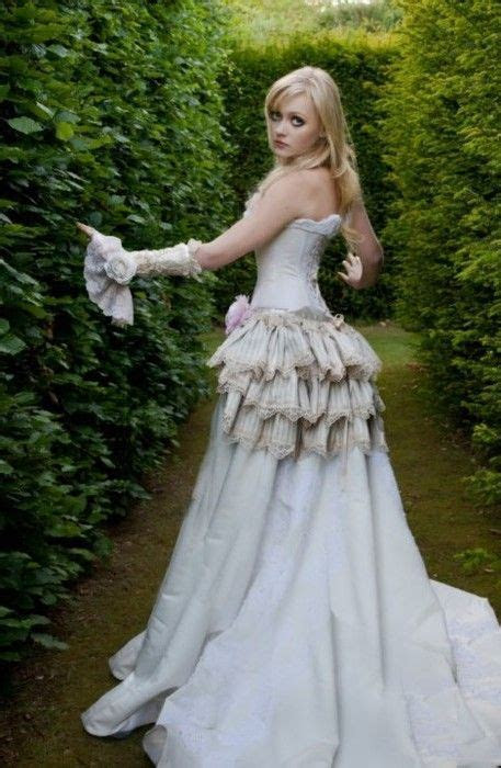 17 Best ideas about Steampunk Wedding Dress on Pinterest