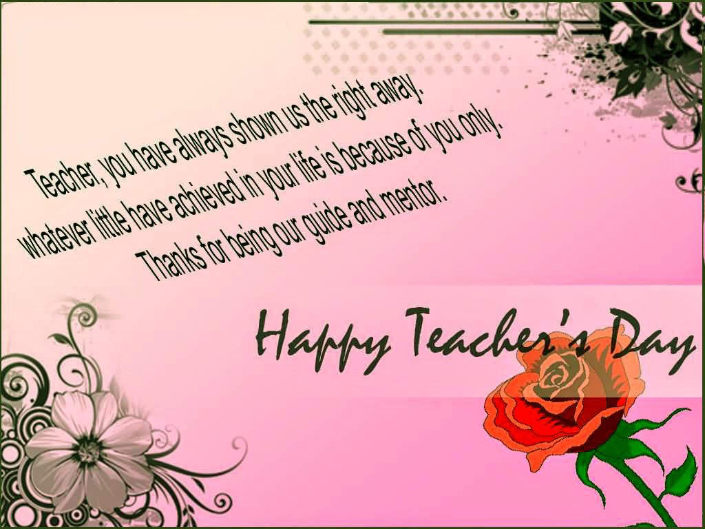 Christmas Card For Dance Teacher - Xmast 4