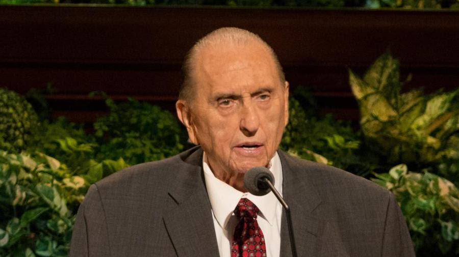 Kindness Charity And Love By President Thomas S Monson