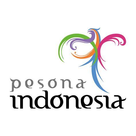 pariwisata indonesia logo  design