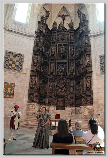 18 Visitas teetralizadas Briviesca