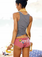Victoria's Secret Pink Cotton hipster