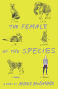 Title: The Female of the Species, Author: Mindy McGinnis