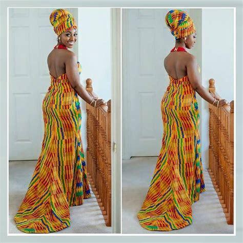 African styles gallery: Trendy Kente Styles