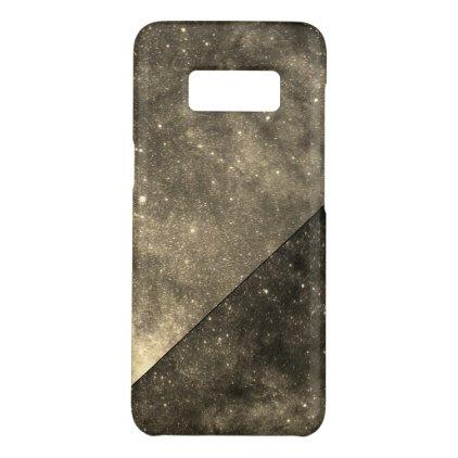 Galaxy Sepia two tone Case-Mate Samsung Galaxy S8 Case