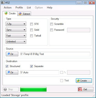 linux gui 7zip