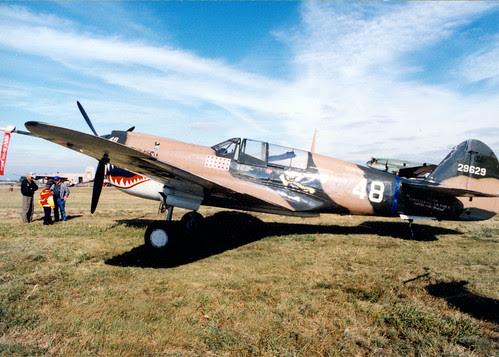 airshow P40