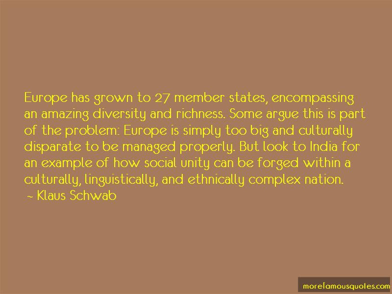 Quotes About Unity In Diversity In India Top 5 Unity In Diversity