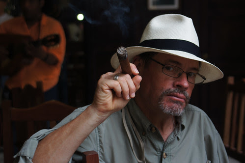 Curtis in Cuba Photos by Tony Gotelli 2012