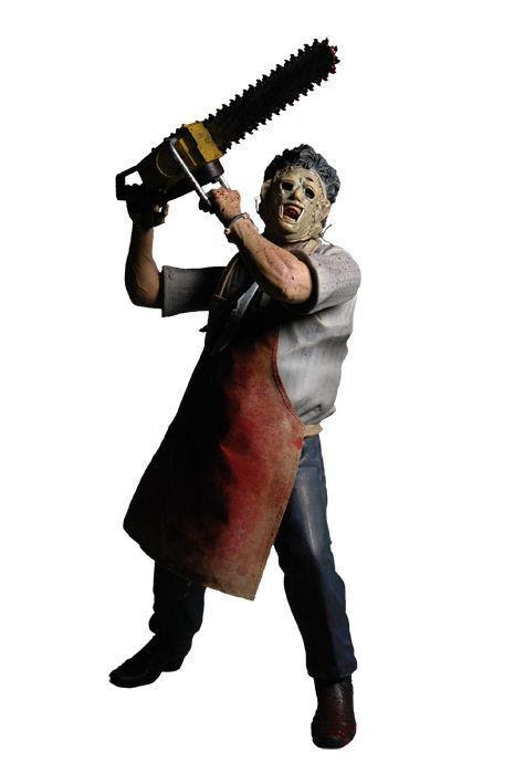 Leatherface 12 inch figure