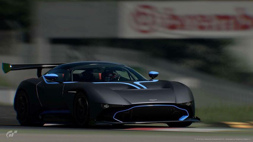 Aston Martin Vulcan Team Shmo
