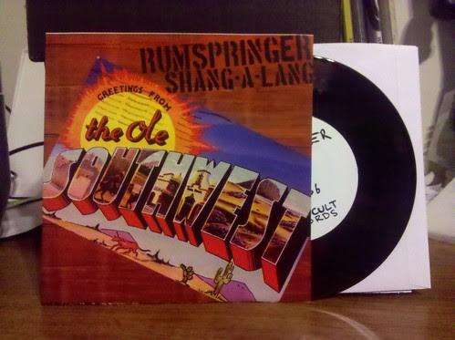 """Rumspringer / Shang-A-Lang - Split 7"""""""