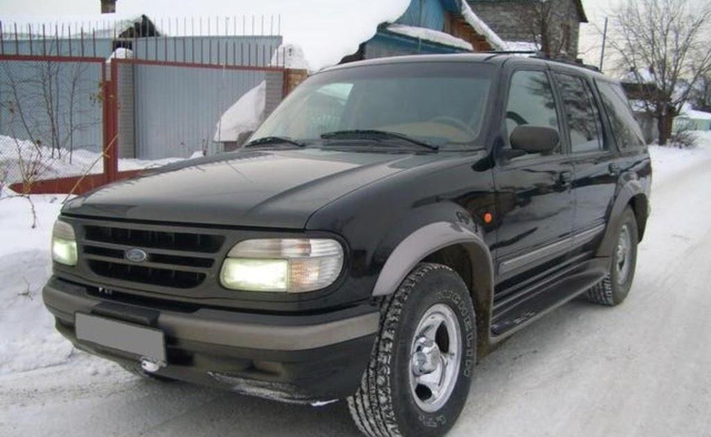 1998 Ford Club Wagon Owners Manual