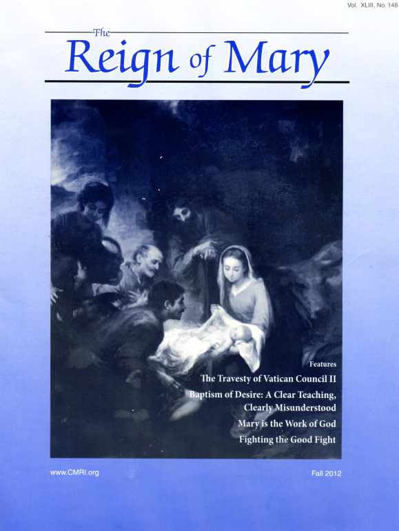 """""""The Reign of Mary"""", N. 148"""