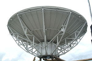 English: Transmission antenna