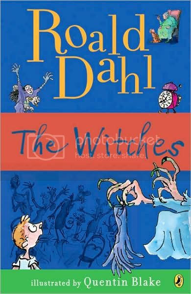 The Wtiches by Roald Dahl