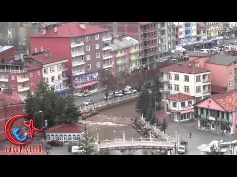 Bozkır Asartepesinden İlmek İlmek Yağmur Yağarken Genel Video Görünüm 11.11.12