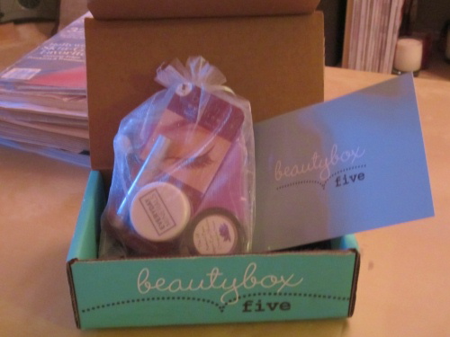 Beauty Box 5 - Beauty Sampling Program