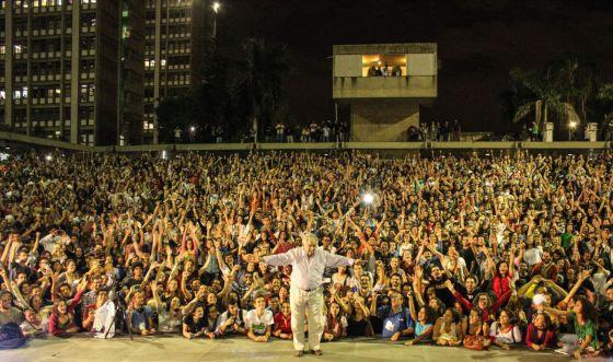José Mujica en Brasil