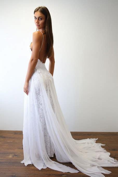 Grace Loves Lace Hollie Floor Length Size 2 Wedding Dress
