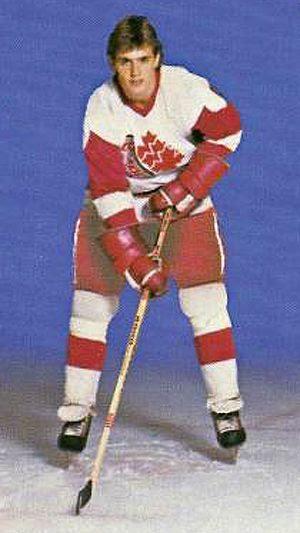 Yzerman Canada 1983
