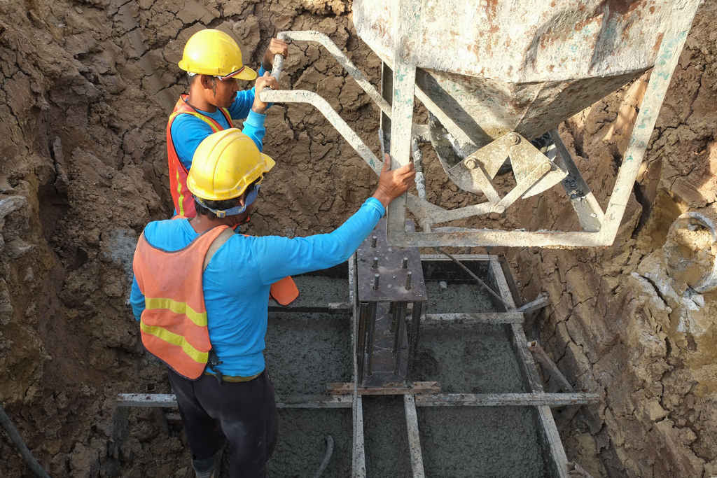 Trenching And Excavation Hazards And Safety