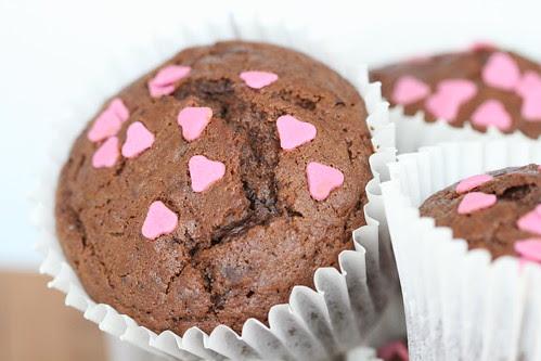 Nami-Nami chocolate muffins / Nami-Nami šokolaadimuffinid