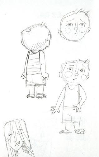 sketches of ezra 2