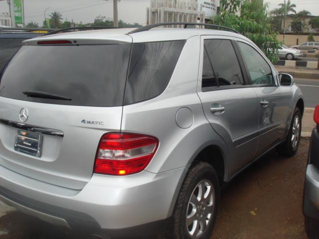 2006 Mercedes Benz Ml350 4matic: - Autos - Nigeria